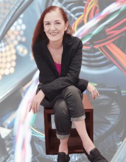 Corinna Konopka - Unser Technik-Freak